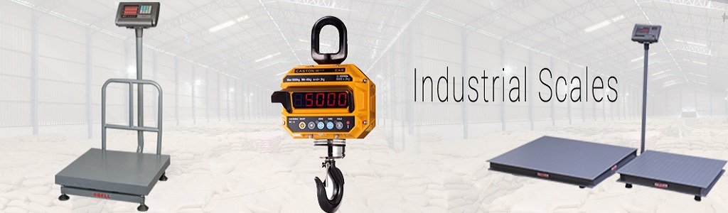 industrial scale manufacturers