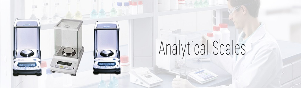 analytical scales dealers