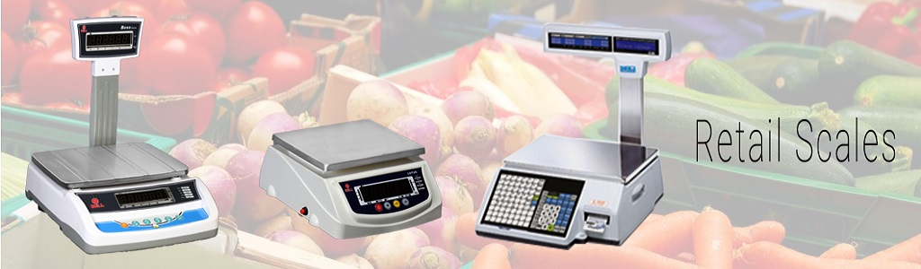 Retail scales Manufacturers